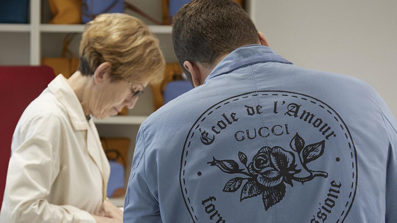 Gucci ?cole de l'amour
