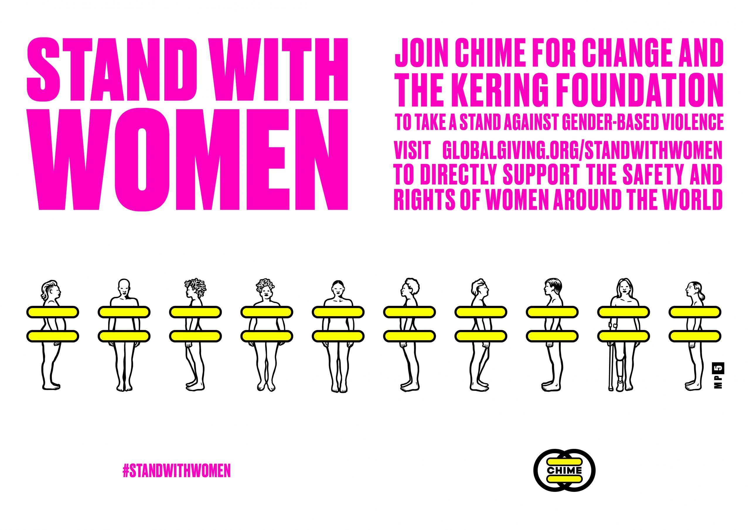 #StandWithWomen